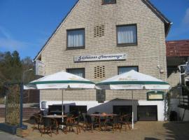 Gästehaus Meereswoge, Cuxhaven