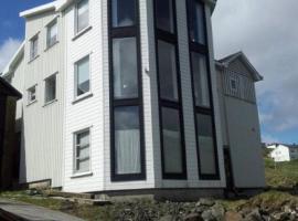 Pakkhúsid Apartments, Miðvágur