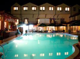 Hotel Uni Palas II, Kavadarci