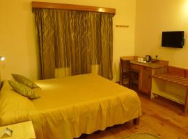 The Eee Cee Hotel, Shillong