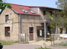 Pension Kräuterscheune, Groß Kreutz
