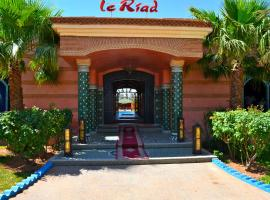 Hotel Le Riad, Er Rachidia