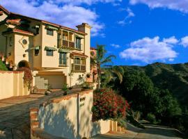 Topanga Canyon Inn Bed and Breakfast, Topanga