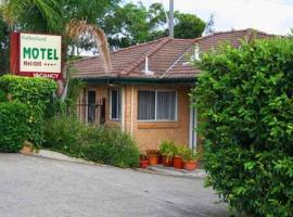 Sutherland Motel, Sutherland