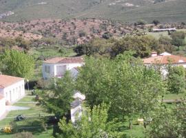 Hotel Balneario Fuentes del Trampal, Carmonita