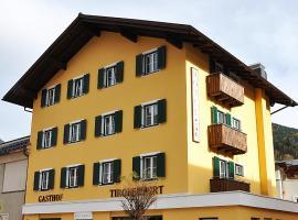 Hotel Gasthof Tirolerwirt, Bischofshofen