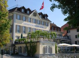 Hotel Hirschen am See, Obermeilenas