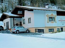 Haus Benjamin, Зельден