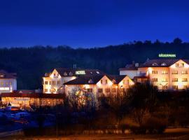 Bäder Park Hotel, Fulda