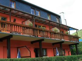 Hotel Brasserie Nagel, Vianden