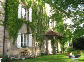 Le Domaine de Panissac, Berneuil