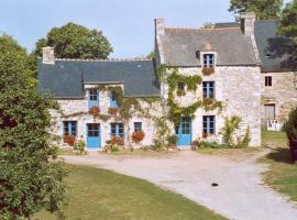 Gîtes du Château de Montafilan, Corseul