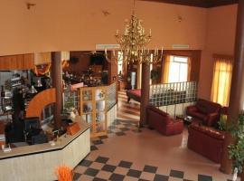 Hotel Don Juan, Navalvillar de Pela