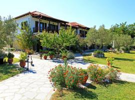 Dionysus Apartments, Ierissos