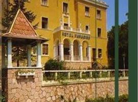 Hotel Paradiso, Monteluco