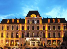 Traian Grand Hotel, Jászvásár