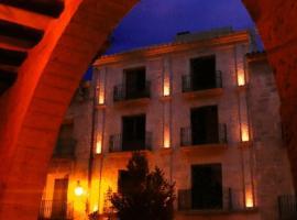 Hotel del Sitjar, Calaceite