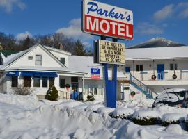 Parker's Motel, Lincoln