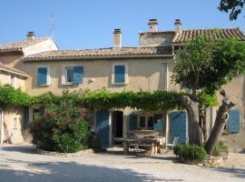 Auberge Du Vin, Mazan