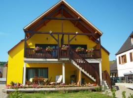Alsace Appartements Meyer-Krumb, Sigolsheim