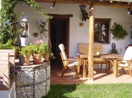 Casa Isabel, Parauta
