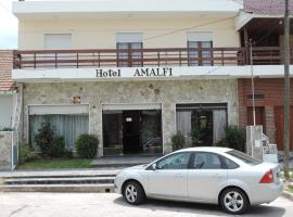 Hotel Amalfi, Mar del Plata