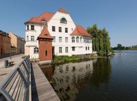 Fewo auf der Dominsel-LOTUS, Brandenburg an der Havel