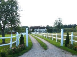 Domaine De La Fromagerie, Le Mesnil-Durand