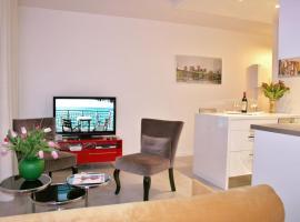 Appartement rue des Francs Bourgeois - Marais