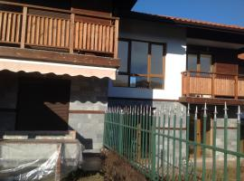 Nadejda Vacation House, Razlog