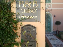 B&B Cribò, San Giuliano Terme