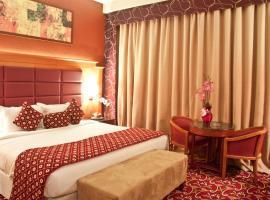 拉米玫瑰酒店, 杜拜
