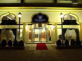 Tac Mahal Hotel, Άγκυρα