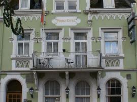 普林茨艾特爾酒店, 巴特埃姆斯