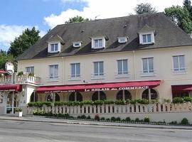 Logis Hotel Du Commerce, Pont-d'Ouilly
