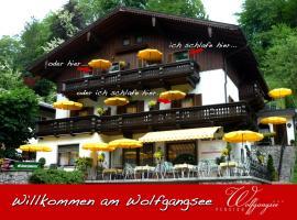 Pension Wolfgangsee, St. Wolfgang