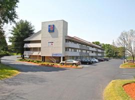 Motel 6 Charlotte Coliseum, Charlotte