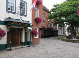 , Shrewsbury