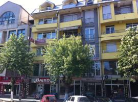 Venecia Apartments, Struga