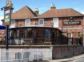 The Roebuck Inn – RelaxInnz, Harrietsham