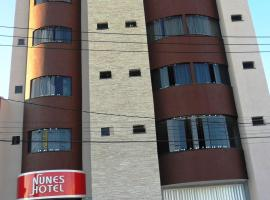 Hotel Nunes, Eunápolis