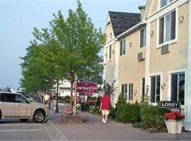 Court Plaza Inn & Suites of Mackinaw, Mackinaw City