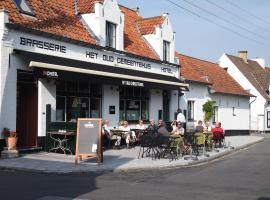 Hotel Het Oud Gemeentehuis, Damme