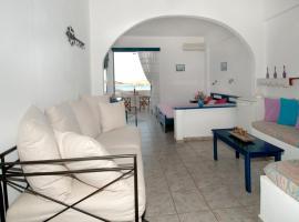 Maistrali Apartments, Diakofti