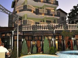Boryana Hotel, Burgas City
