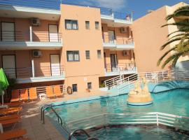 Emilia Hotel Apartments, Rethymno Town