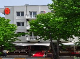 Kosa Hotel, Icmeler