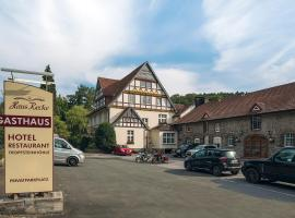 Hotel Haus Recke, Balve