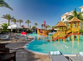 Red Level for Families at Gran Melia Tenerife, Alcalá
