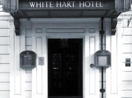 The White Hart Hotel Lincoln, 링컨